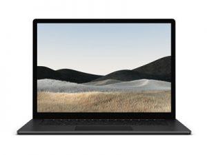 Microsoft Surface Laptop 4 - 512 GB SSD - Zwart