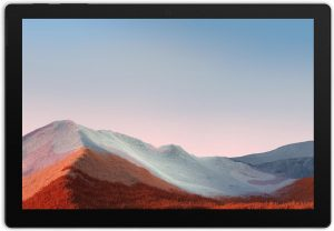 "Microsoft Surface Pro 7+ 256 GB 31,2 cm (12.3"") Intel® 11de generatie Core™ i7 16 GB Wi-Fi 6 (802.11ax) Windows 10 Pro Zwart"