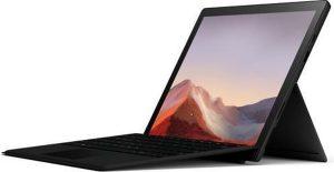 Microsoft Surface Pro 7 Plus - 12.3 Inch Touchscreen - 512GB Opslag - Zwart