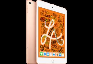 APPLE iPad Mini (2019) Wifi/4G - 256GB - Goud