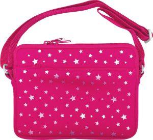 Kurio Tablettas met schouderband, voor 7'' tablet, roze
