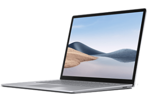 MICROSOFT Surface Laptop 4 - Platinum R7 8GB 256GB