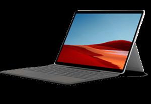 MICROSOFT Surface Pro X 16GB 256GB Zilver