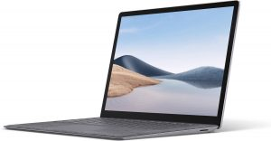 Microsoft Surface 4 Laptop - AMD R5se - 13,5 Inch - 8GB - Platinum