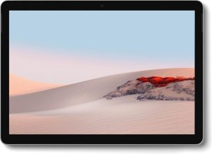 "Microsoft Surface Go 2 4G LTE 128 GB 26,7 cm (10.5"") Intel® Core™ M 8 GB Wi-Fi 6 (802.11ax) Windows 10 Pro Zilver"