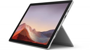 Microsoft Surface Pro 7 31,2 cm (12.3'') Intel® 10de generatie Core™ i5 8 GB 256 GB Wi-Fi 6 (802.11ax) Zwart Windows 10 Home