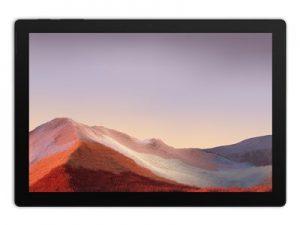Microsoft Surface Pro 7 - i5 - 256 GB - Zwart