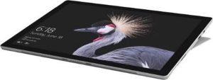 Microsoft tablet: Surface Pro 128GB i5 4GB LTE(4G) - Zwart, Zilver