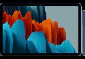 SAMSUNG Galaxy Tab S7 256 GB WIFI Blauw